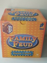 Family Feud Game Cards TV Trivia Show Family Fun Steve Harvey Sealed Box... - $10.40