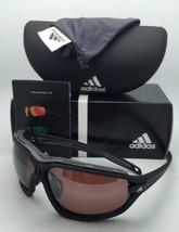 Polarizadas Adidas Gafas de Sol Evil Eye Evo pro L A193 6055 Negro Gris con /