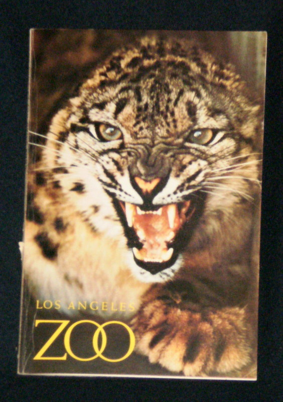 Los Angeles Zoo Book