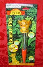 The Lion King Simba Bubble Pen Disney  - $8.00