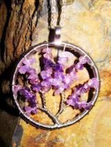 Enhance Psychic Connection Power 'Tree Of Life' Amulet - $69.00