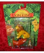 Lion King Adult Simba Pumbaa Timon collectible figures PVC - $12.00
