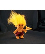 Cute Russ Redskins Good Luck Troll Doll - $10.00