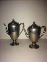 Vintage Silver Coffee & Tea Pot  - $87.90