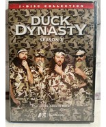 Duck Dynasty: Season 3 DVD, John Luke Robertson, Jep Robertson, Sadie Ro... - $8.90