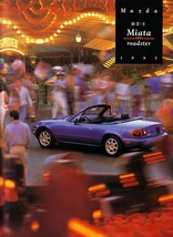 1995 Mazda MX-5 MIATA sales brochure catalog US 95 - $10.00