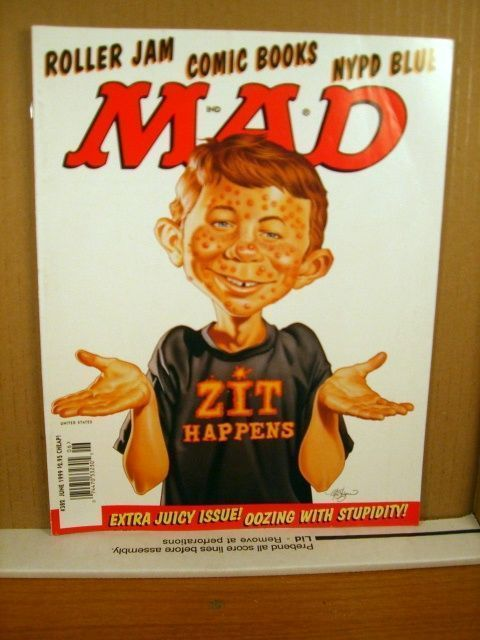 MAD Magazine #382 June 1999