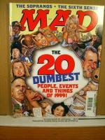 MAD Magazine #389 January 2000