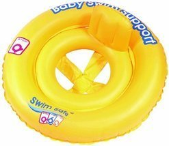 Swim Safe Double-Ring Baby Seat Inflatable Pool Float - $11.97