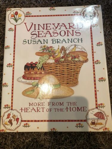 Primary image for Vineyard Seasons by Susan Branch (1988, Hardcover)