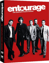 Entourage - The Complete Fourth Season (DVD, 2015, 3-Disc Set) - €6,93 EUR