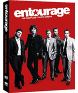 Entourage - The Complete Fourth Season (DVD, 20... - $7.95