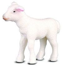 Breyer CollectA 88009 Lamb standing exceptional realistic well made <> - $4.89