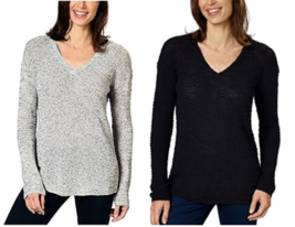 Calvin Klein Jeans Ladies' Textured Sweater - $19.99