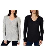 Calvin Klein Jeans Ladies' Textured Sweater - $18.99