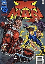 X-Man (1995 series) #6 [Comic] Marvel - $6.99