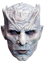 Halloween GAME OF THRONES NIGHT'S KING Latex Deluxe Mask Trick or Treat ... - $54.99