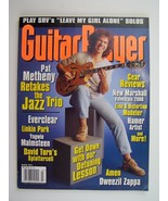 Guitar Player Magazine March 2001 Pat Metheny Cover - $15.93