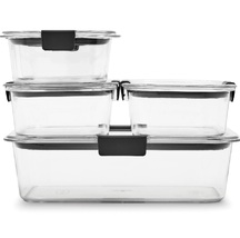 Food Storage Containers, 10-Piece Set - Free Shipping  - $34.56