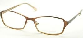 New Prodesign Denmark 1259 5041 Brown Gradient Eyeglasses Frame 53-16-135mm - $70.79