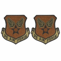 Genuine U.S. Air Force Patch: Us Air Force - Ocp With Hook - $19.78