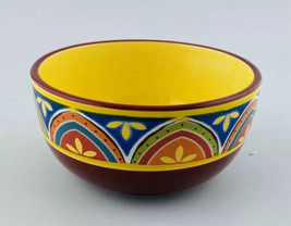 Peir1 Ironstone Mexicali  Discontinued Colorful Replacement Cereal Soup ... - $12.83