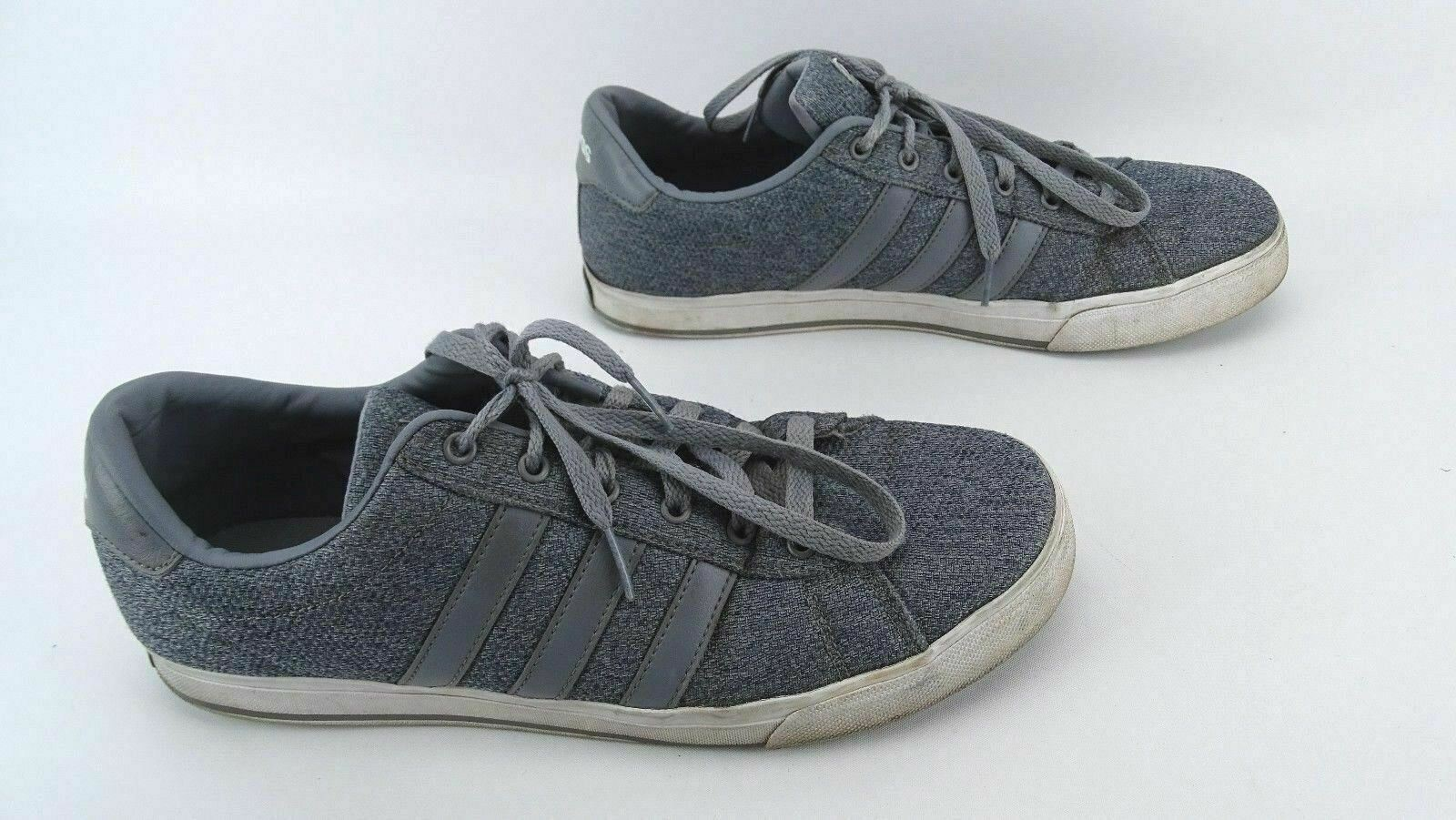 Adidas Neo Sneakers AW4568 Size 11 Grey Shoes