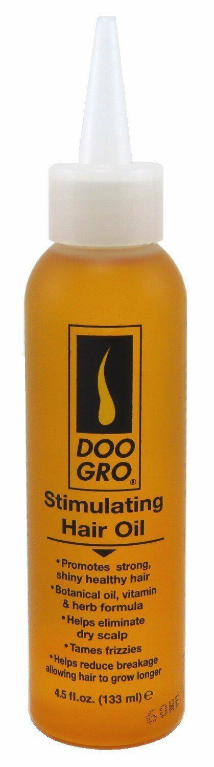 Primary image for Doo Gro Stimulating Hair Oil Promotes Strong Growing 4 fl.oz