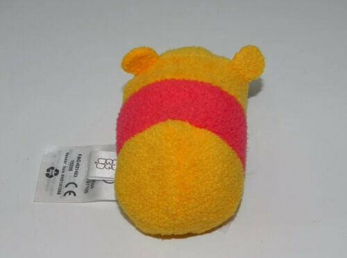 Disney Collection Tsum Tsums Plush Winnie Pooh Bear Stackable Hundred Acre Wood image 3
