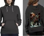 New popular angra mainyu hoodie women black thumb155 crop