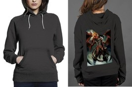 New Popular angra mainyu Hoodie Women Black - $29.99