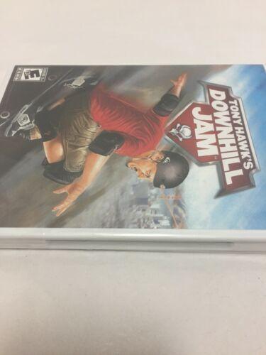 Tony Hawk's Downhill Jam  (Nintendo Wii, 2006) New Old Stock
