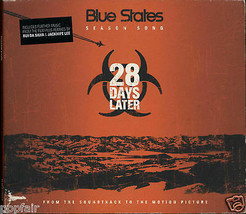 BLUE STATES - SEASON SONG 2002 UK DIGIPAK CD SINGLE FROM THE FILM 28 DAY... - $12.40