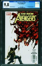 New Avengers #27 CGC 9.8-1st appearance RONIN 2021161006 - $212.19