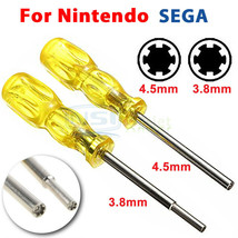 3.8mm + 4.5mm Screwdriver Bit for NES SNES N64 Game Boy Nintendo Securit... - $33.35 CAD