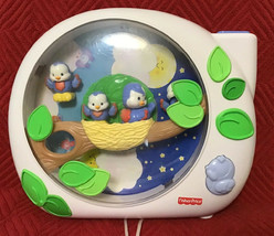 Fisher Price FLUTTERBYE Dreams LULLABY BIRDIES Soother - G2623, Popular!!! - $47.52