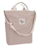 Lily Queen Women Canvas Tote Handbags Casual Hobo Shoulder Bag Crossbody... - $21.99