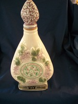 Vintage Jim Beam Lombard Lilac Decanter - 1969 - $11.00