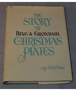 Reference Book Bing & Grondahl Story of Christmas Plates Pat Owen 1975 - $9.95