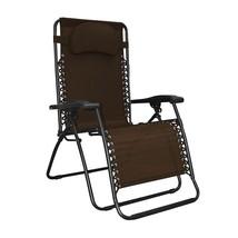 Reclining Patio Lounge Garden Outdoor Seat Beac... - $55.69