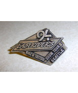 1994 94 Easyriders Bike & Tattoo Show Tour Seattle Pin - $5.49