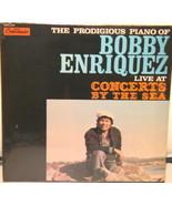 Bobby Enriquez, Live At Concerts By The Sea LP Record Album 1985 GNP 217... - $16.44