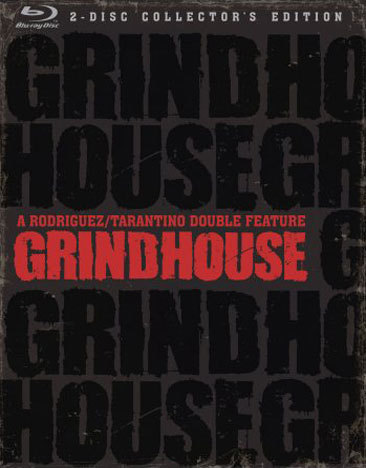 Grindhouse (Blu-Ray/Special Edition/2 Disc)