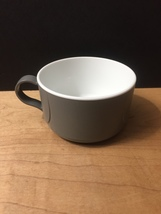 Vintage 70s Northwest Airlines Grey Inflight Coffee Service Cups image 4