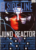 2000 SIDE-LINE Magazine Juno Reactor,Wumpscut,VAC + - $5.00