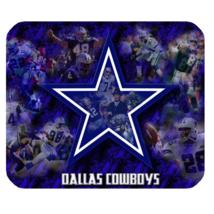 Mouse Pad The Dallas Cowboys Stars Logo Professional American Football Sports - $6.00