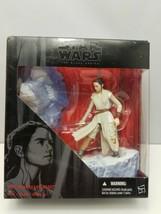 "Star Wars The Black Series 6"" Figurine Hasbro Rey Starkiller Base New - $7.24"