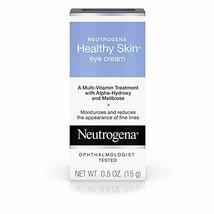 Neutrogena Healthy Skin Eye Firming Cream with Alpha Hydroxy Acid, Vitamin A and - $14.48
