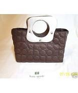 Kate Spade Dot Noel Brown Handbag Purse Tote NWT  - $100.00