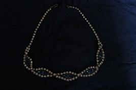 Rhinestone Necklace - $30.00